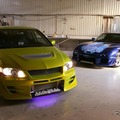 LANCER EVOLUTION&RX-7_Styling Effect(2003)