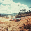 240Z (The East African Safari Rally)