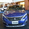 NEW SUV PEUGEOT 3008 Amplified Experience in TOKYO MIDTOWN
