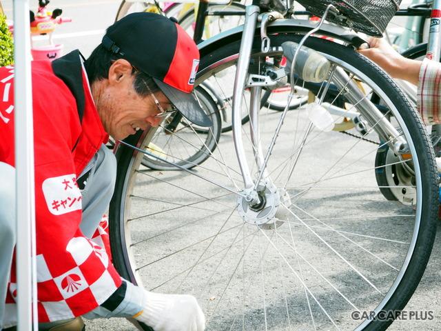 自転車屋「黒田商会」が二日間限定で特別オープン!