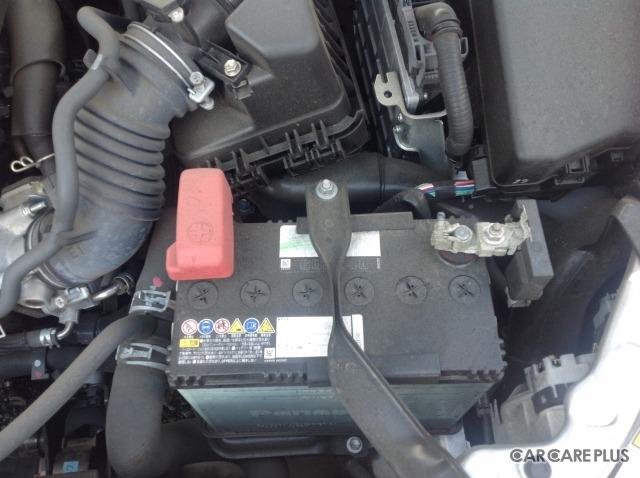 寒くなるとバッテリーの性能は低下する