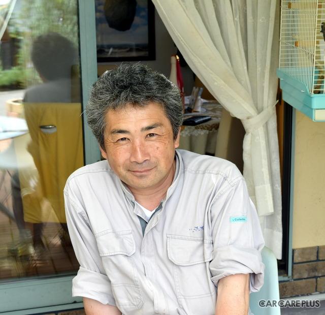 内山嘉彦社長