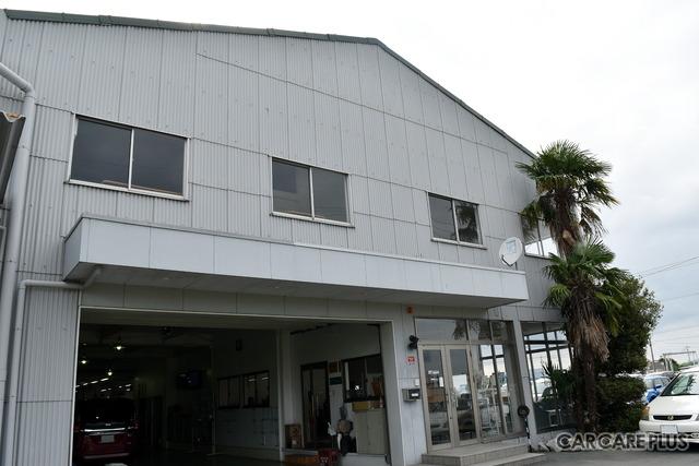 今回、お邪魔した睦自動車の「牛川工場」