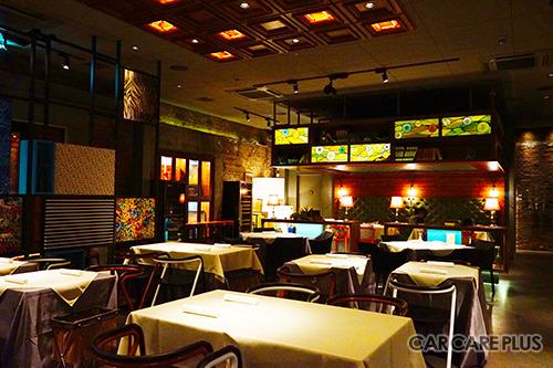 今年2月にオープンしたフレンチレストラン「ラヴィ1923」。昼間はカフェ形態で運営している