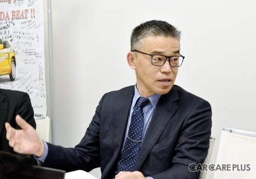 本田技研工業株式会社 日本本部 部品事業部 主任 井上和幸氏