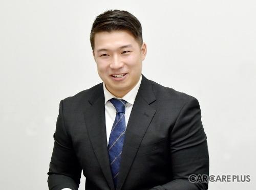 本田技研工業株式会社 日本本部 部品販売企画課 三笠大輔氏