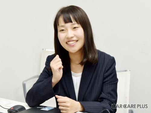 本田技研工業株式会社 日本本部 部品販売企画課 雨宮広実氏