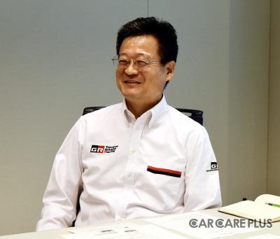 石川清成氏(トヨタ自動車株式会社 パワートレーンカンパニー BRパワートレーン開発室 主任)