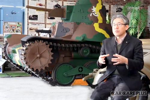 日本初の「防衛技術博物館」設立に向けて思いを語る、小林雅彦氏