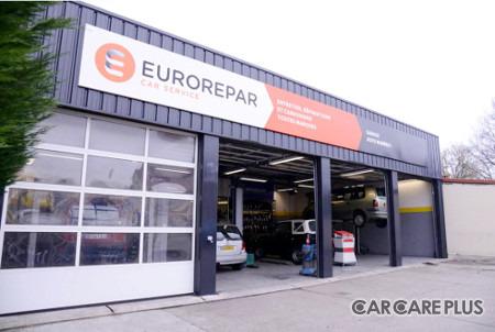自動車メンテナンスのマルチブランドサービス・修理ネットワーク専門店「EuroRepar Car Service」の看板を掲げ、2018年時点でグローバルで1,000店舗を展開