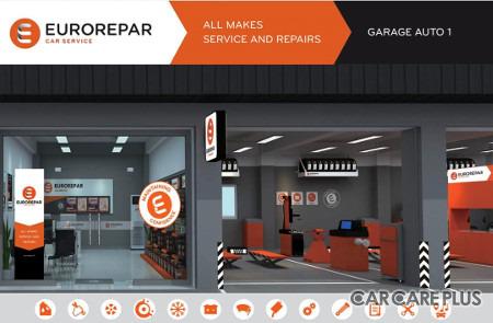 「EuroRepar Car Service」では、整備から修理まで幅広いサービスをカバー