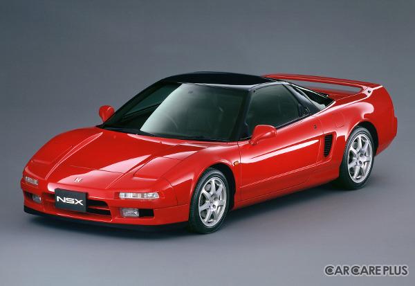 1990年9月13日に発売された初代NSX